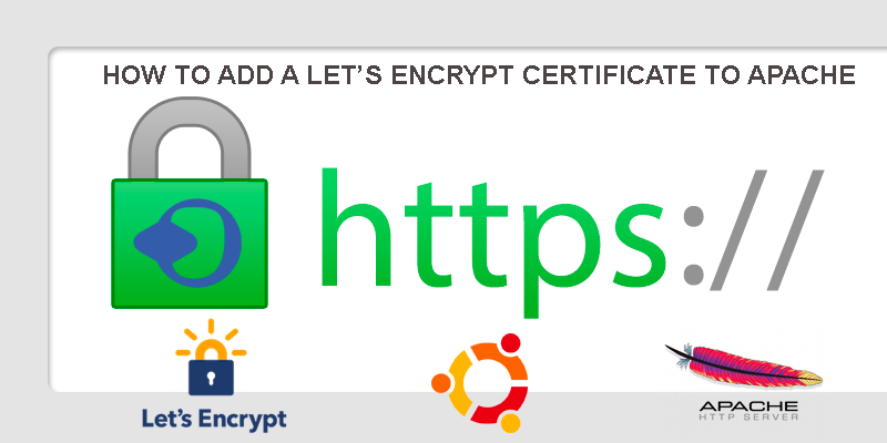 install let's encrypt ssl on apache ubuntu