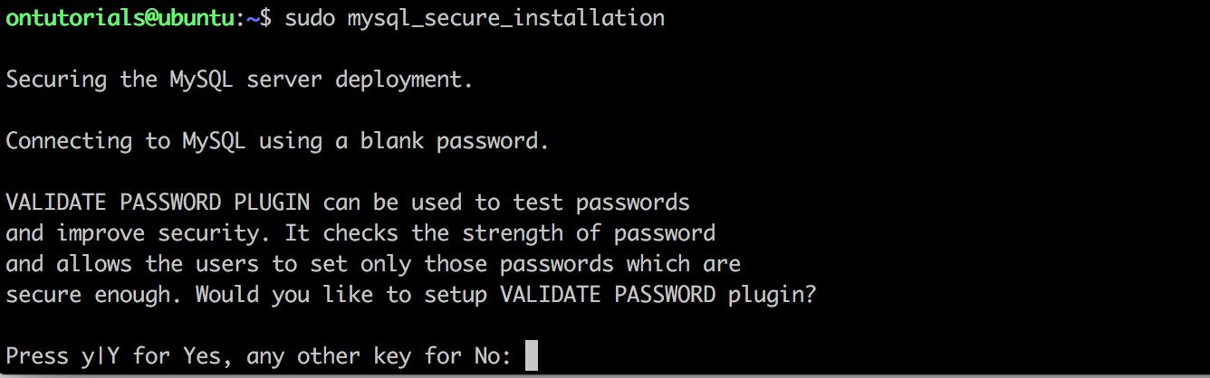 mysql_validate_password_plugin
